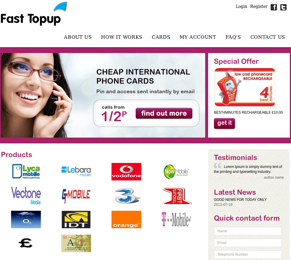 fast-topup